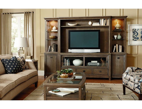 Park Studio Entertainment Wall Unit by American Drew