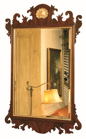 Henkel Harris Chippendale Mirror