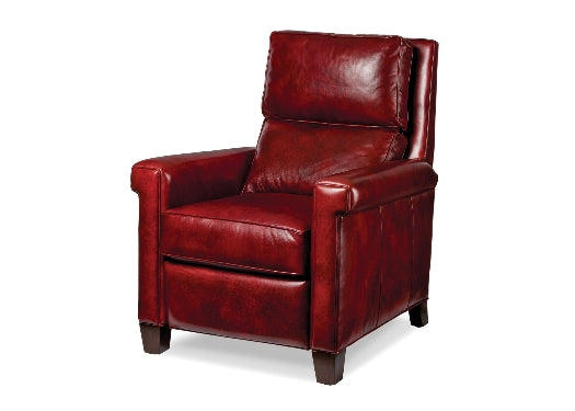 Megan Leather Recliner by Randall Allan