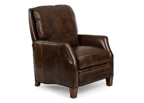 Monroe Leather Recliner by Randall Allan