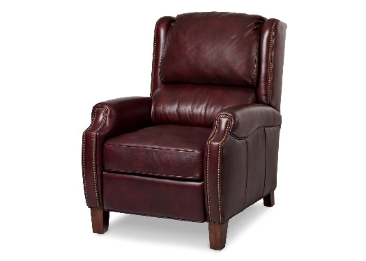 Pleasant Odessa Leather Recliner By Randall Allan Cjindustries Chair Design For Home Cjindustriesco