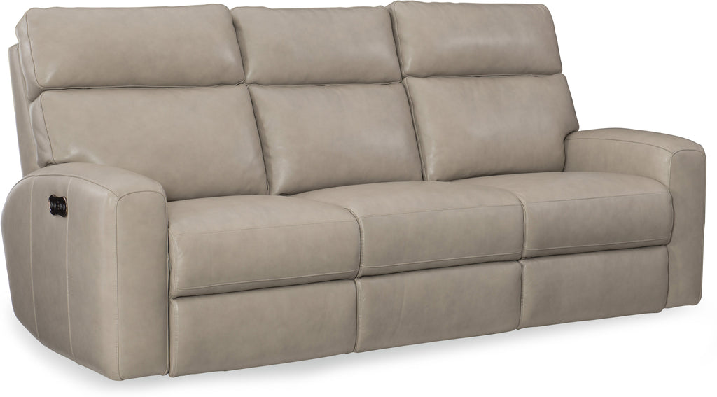 Hooker Mowry Power Motion Sofa w/Pwr Hdrest