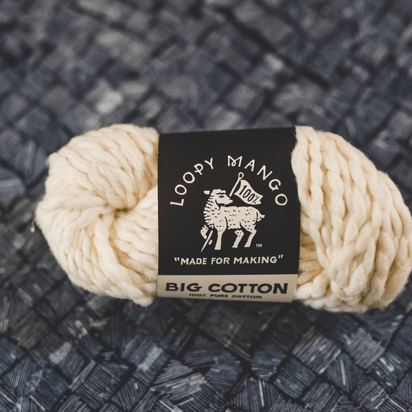Big Cotton Yarn