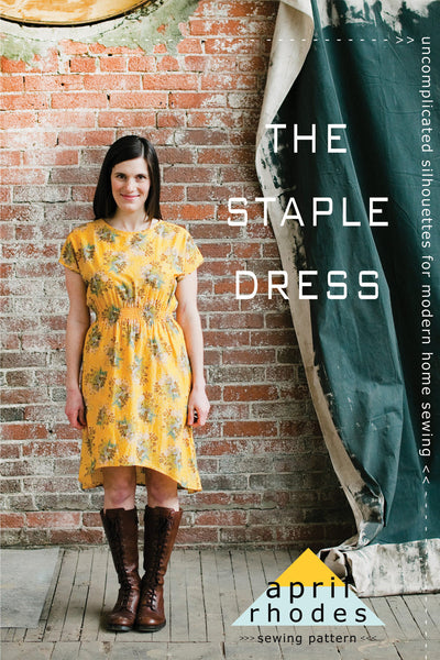 The Staple Dress - WHOLESALE - Paper Sewing Pattern