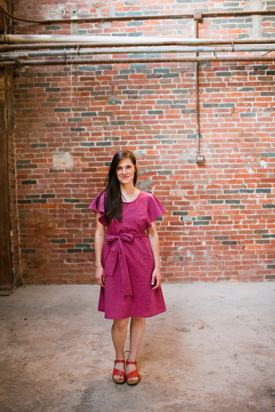 The Date Night Dress & Simple Slip - PDF Download