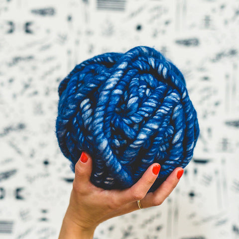 Big Loop Mini - Indigo Blues