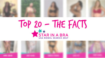 Star in a Bra Top 20 - Fun Facts