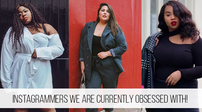 Influencers we are currently OBSESSED with!