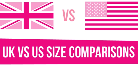 How UK and US bra sizes compare...