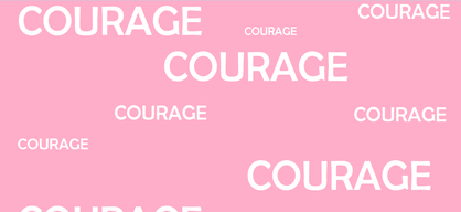 GUEST Courage BLOG by The Soul Project Babe - Steph!