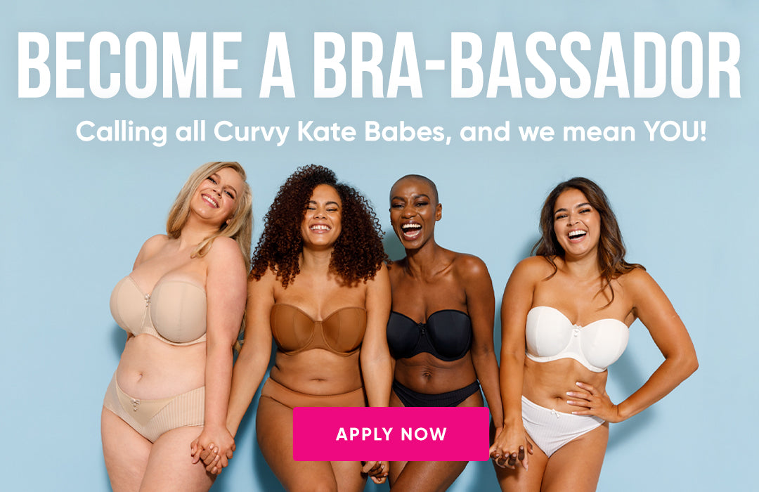Become a Bra-bassador - Apply Now!
