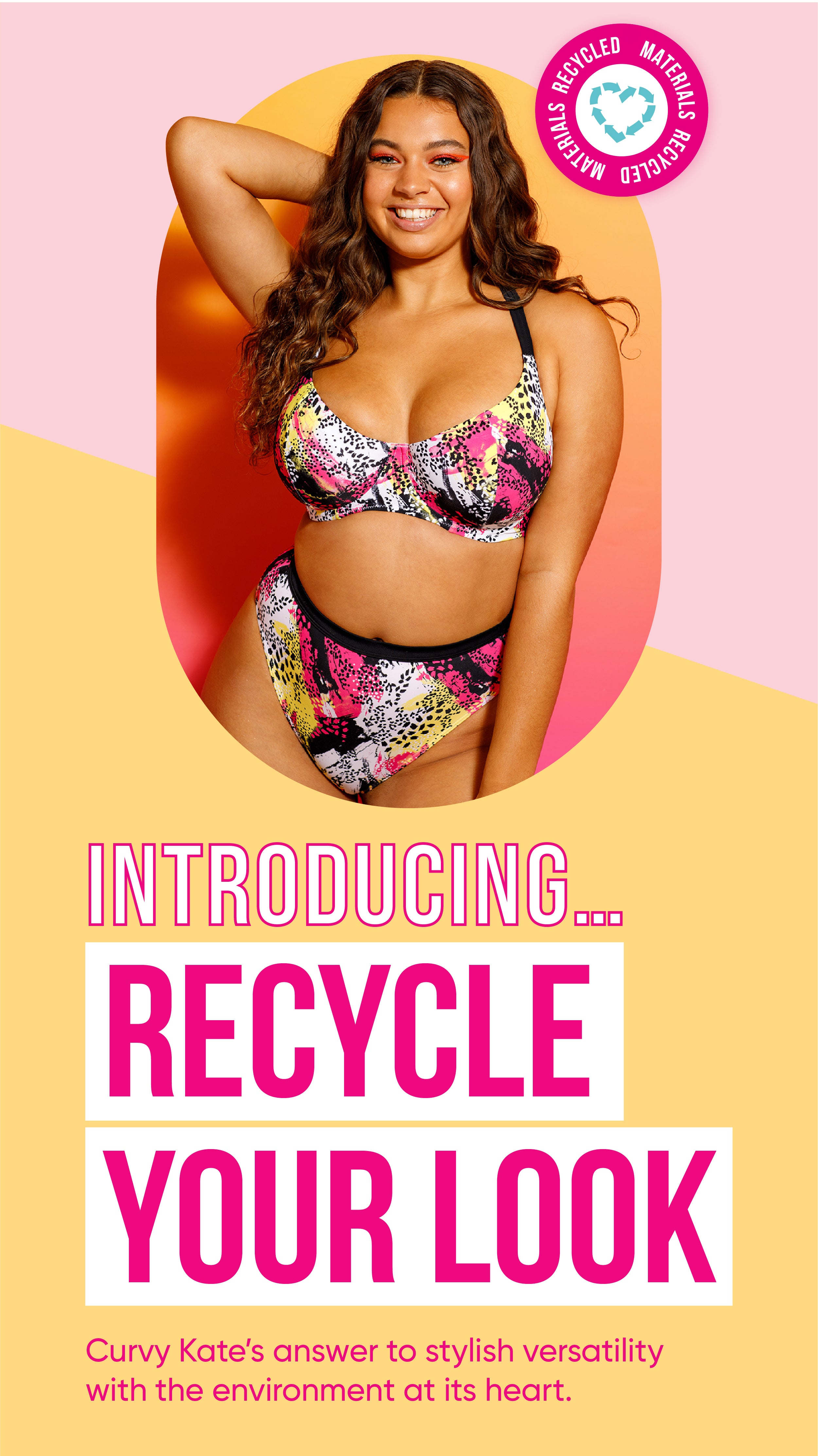 Recycle your look