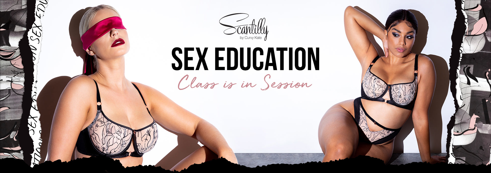 SEX EDUCATION - Class is in session