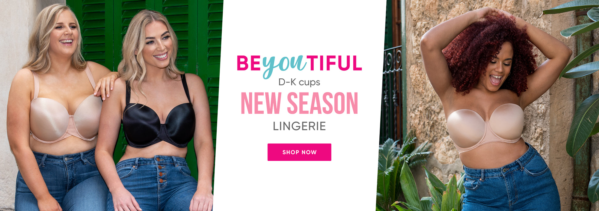 New Lingerie - Smoothie Collection