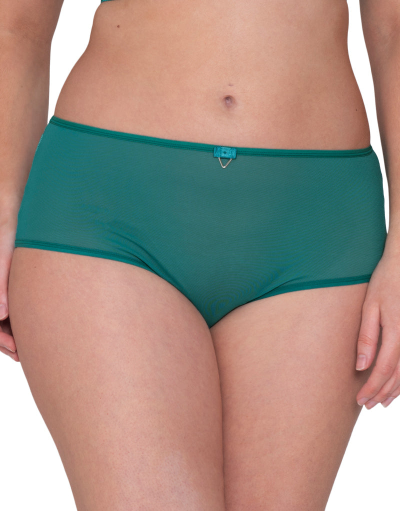 Curvy Kate Victory Short Teal