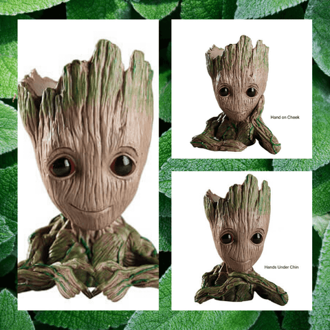 Baby Groot - different styles