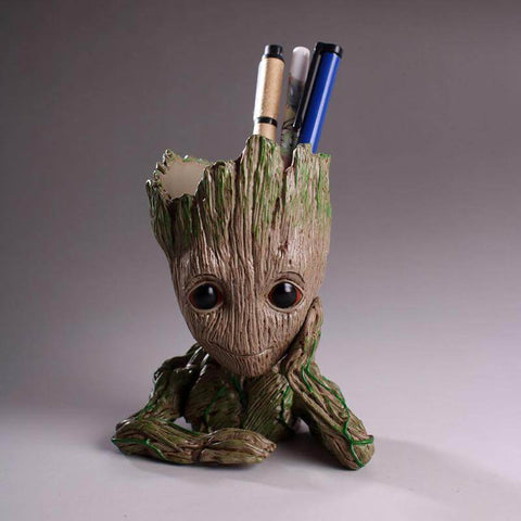 Baby Groot Pen Holder