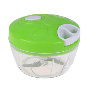 Food Chopper - Green