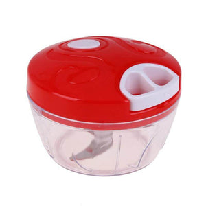 Vegetable Chopper - Red