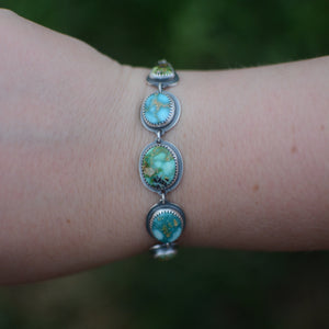 Sonoran Gold + Sonoran Mountain Turquoise Bracelet - No. 4