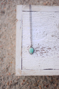 Small Carico Lake Turquoise Layering Necklace