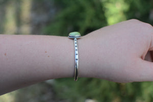 Sonoran Gold Turquoise Stacking Cuff Bracelet
