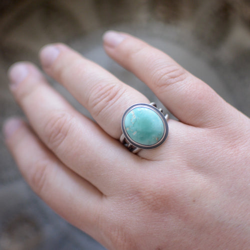 Royston Statement Ring No. 2 - Size 8