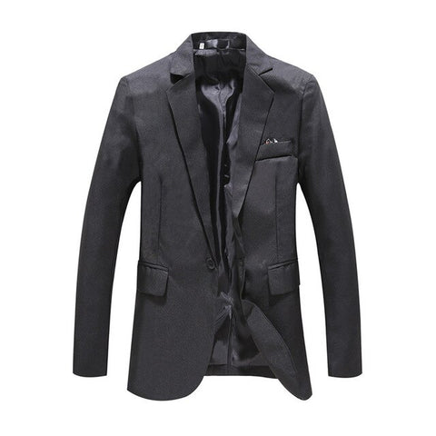 Business Men Formal Blazer Suit Man's Fashion Slim Fit Tuxedo Outfit Jacket Coat Male Blazers for Party Wedding 90327