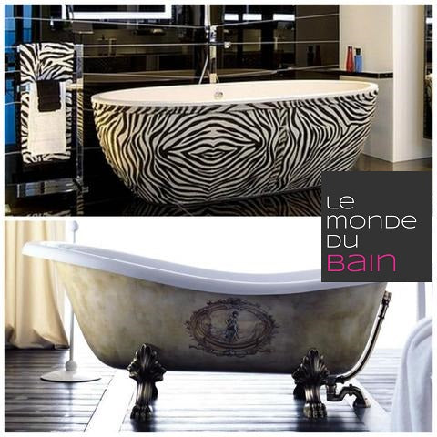 comment repeindre une baignoire en acrylique le monde du bain. Black Bedroom Furniture Sets. Home Design Ideas