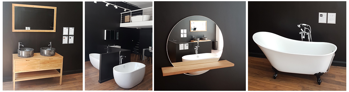 Magasin showroom salle de bain lyon
