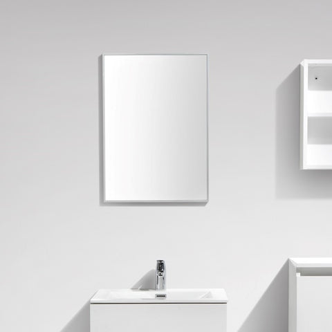Le monde du bain miroirs et armoires de toilettes blocs for Miroir wc design