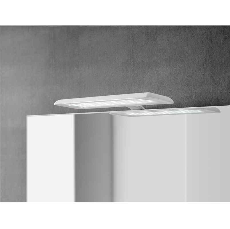 Applique led LUCIO 10W 30 cm blanc