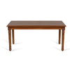 Table basse VIANNEY en acajou