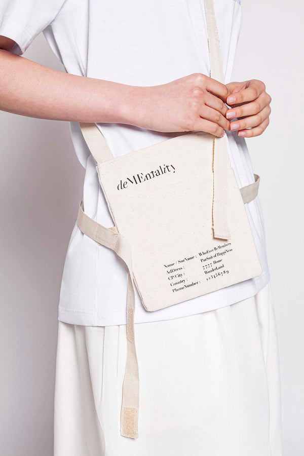 deMEntality ALLROUNDER | WOMEN'S SMALL SHOULDER BAG