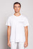 deMEntality | MEN'S PRINTED WHITE T-SHIRT