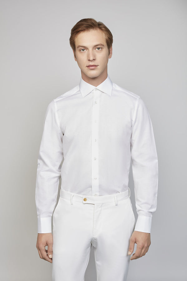 ORDINARY 02M | MEN'S WHITE SHIRT