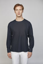 FRIDAY 01M | MEN'S NAVY BLUE SHIRT
