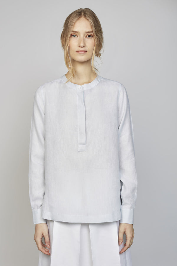 FRIDAY 05F | WOMEN'S LIGHT GREY TUNIC SHIRT