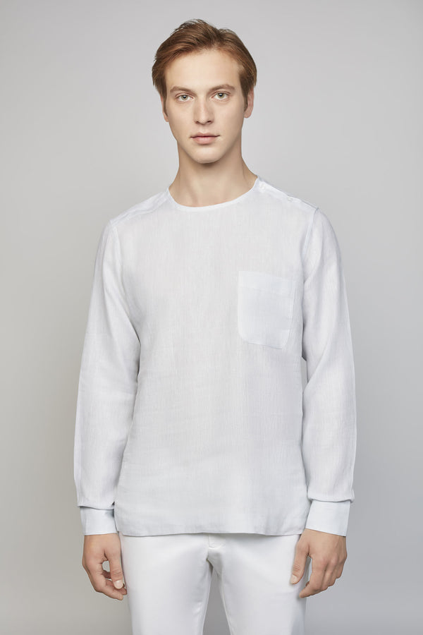 FRIDAY 05M | MEN'S LIGHT GREY SHIRT
