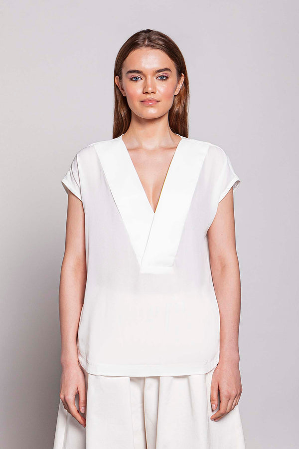 FRIDAY 07F | WOMEN'S IVORY TOP