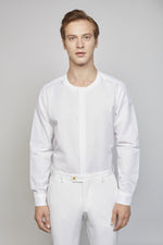 MONDAY 02M | MEN'S WHITE SHIRT