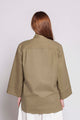 MONDAY 04F | WOMEN'S MILITARY JACKET WITH 3/4 SLEEVES