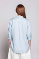 MONDAY 07F | WOMEN'S LIGHT BLUE SHIRT WITH 3/4 SLEEVES