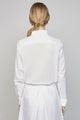 SATURDAY 01F | WOMEN'S WHITE TUXEDO SHIRT