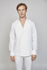 SATURDAY 03M | MEN'S WHITE SHIRT JACKET