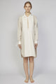 SUNDAY 03F | WOMEN'S BEIGE TUNIC DRESS