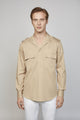 SUNDAY 03M | MEN'S BEIGE SHIRT