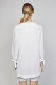 SUNDAY 04F | WOMEN'S WHITE TUNIC SHIRT