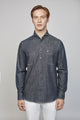 TUESDAY 01M | MEN'S DENIM SHIRT