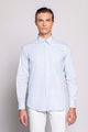 TUESDAY 02M | MEN'S LIGHT BLUE SHIRT